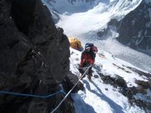 04c-Meroi_K2 2006-Nives quota 6400 m.ci