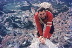 10a2-Marcello Bulfoni - Monte Glemine - 1963