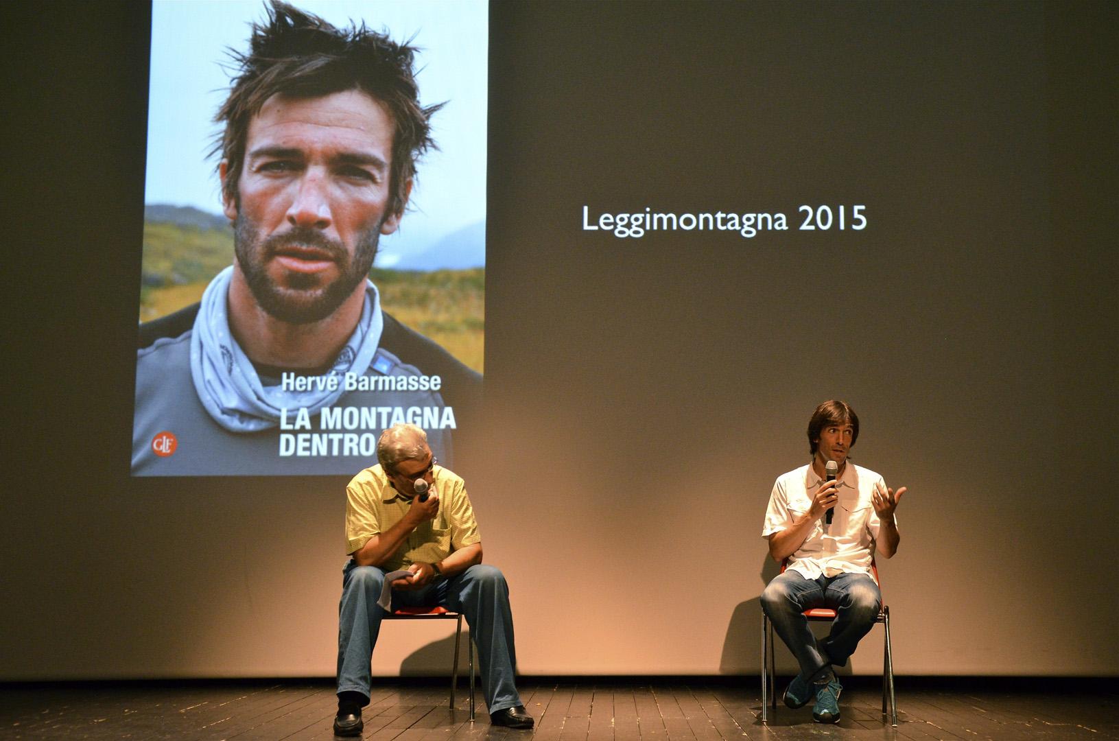 LEGGIMONTAGNA 2015 - HERVE BARMASSE (Ph Alberto Cella)